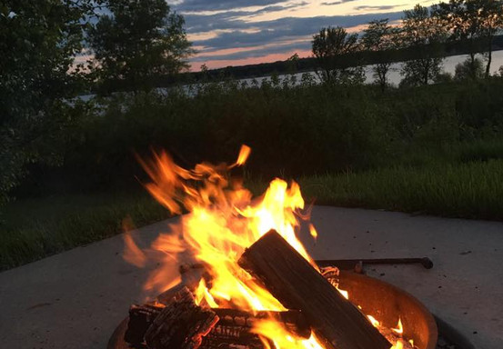Campfires on every lot