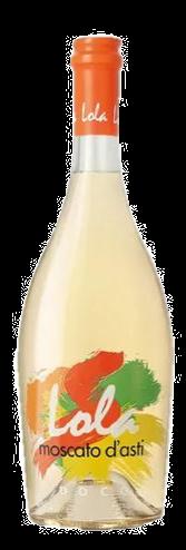 Lola Moscato's, Italy  750ml $12.99    .187ml $4.99
