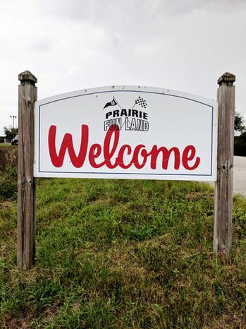 Welcome to Prairie Fun Land, Wisconsin