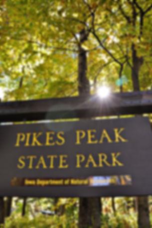 Pike Peak State Park