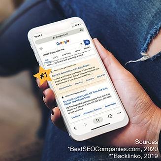 Google Mobile Search, Illuminate Digital SEO Services in Cedar Rapids Iowa