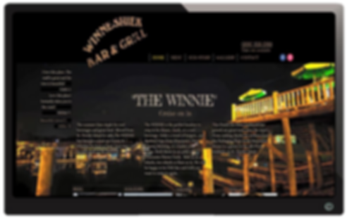 the winnie website built by Illuminate D