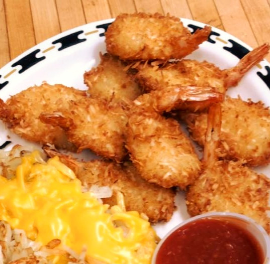 Jumbo Shrimp,