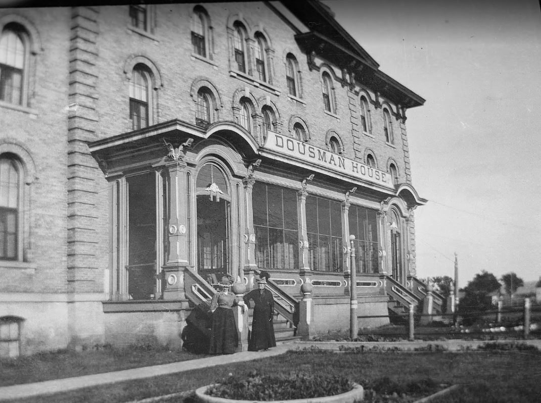 Historic Image of Dousman House