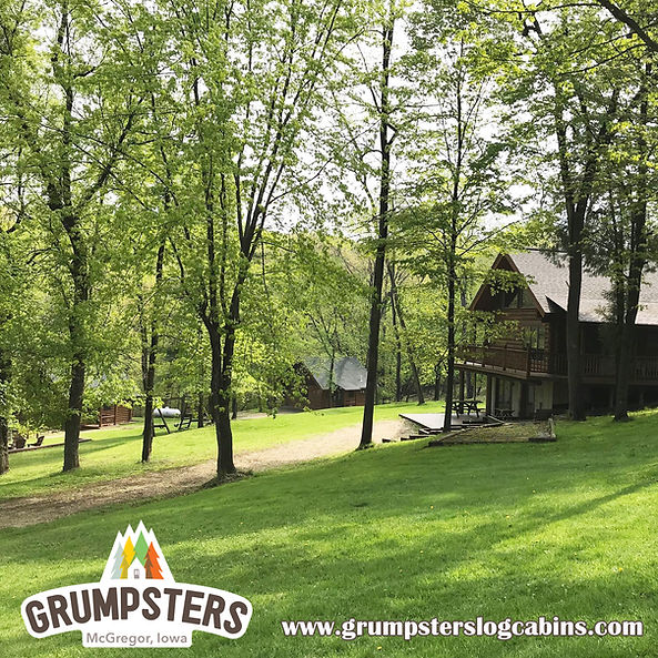 Grumpsters Cabin