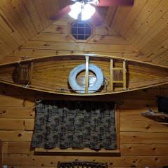 Mississippi River Canoe