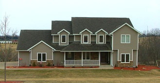 New Home Construction in Wisconsin
