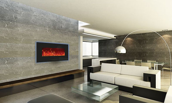 electric-fireplace-living-room-interior-