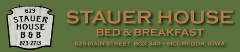 Stauer House B&B