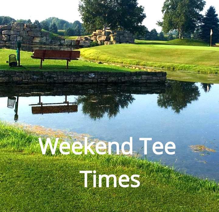 Weekend 18 Hole- Book a Tee Time