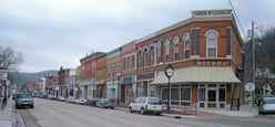McGregor Iowa, Bickel Building