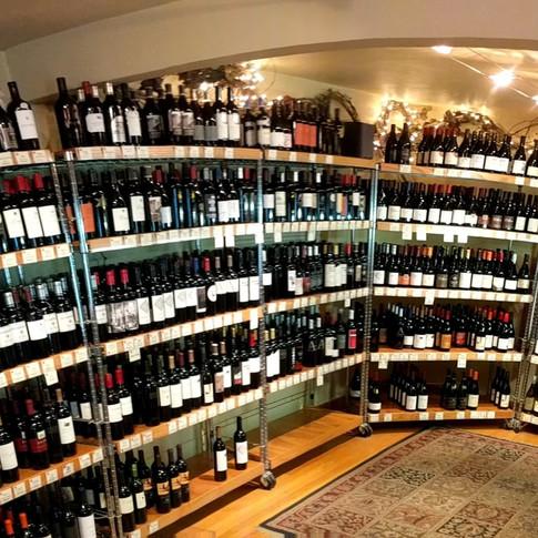1st Floor wine @ the 1st Avenue Wine House