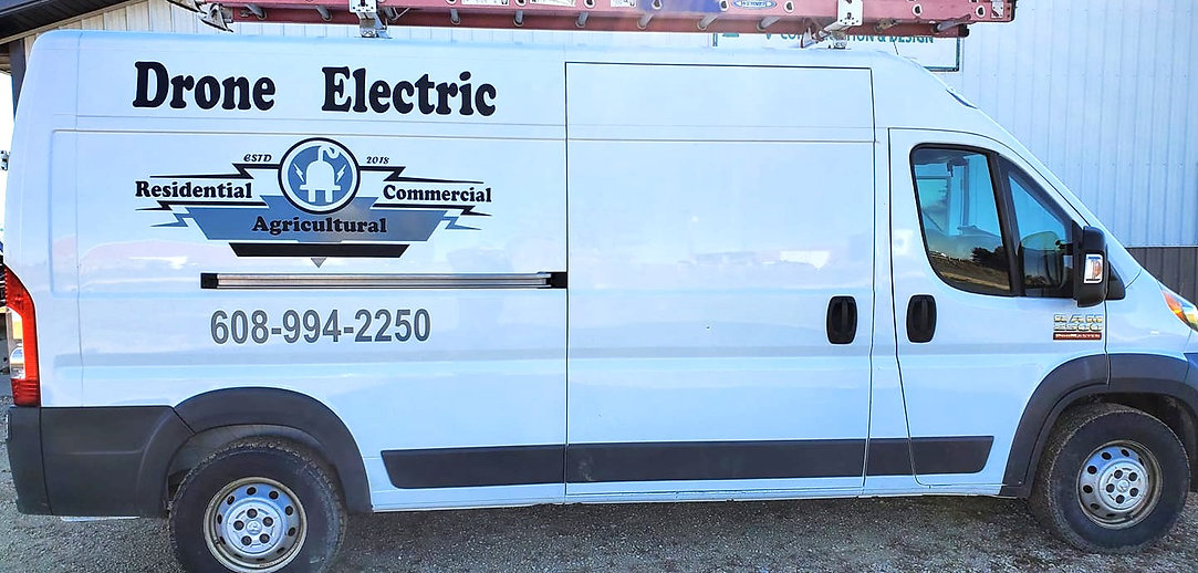 Drone Electric -  Prairie du Chien and Southwest Wisconsin