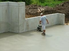 concrete Prairie du Chien and Plattville
