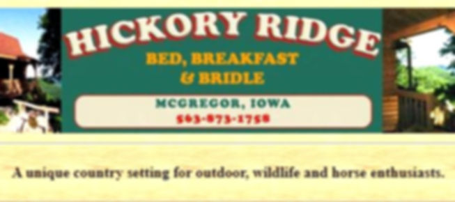 Hickory Ridge B&B