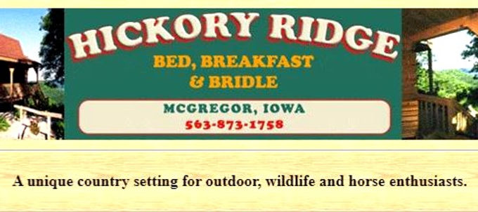 Hickory Ridge B&B