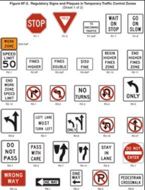 800.traffic Sign Marking & Other Road Apprutances