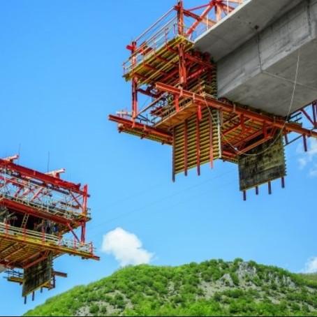2300 Concrete Super Structure