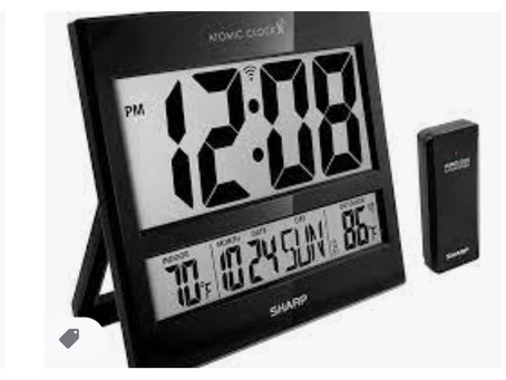 What is an atomic clock?