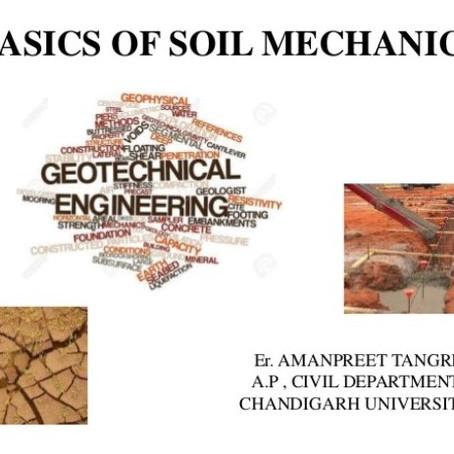 Soil Mechanics Objective