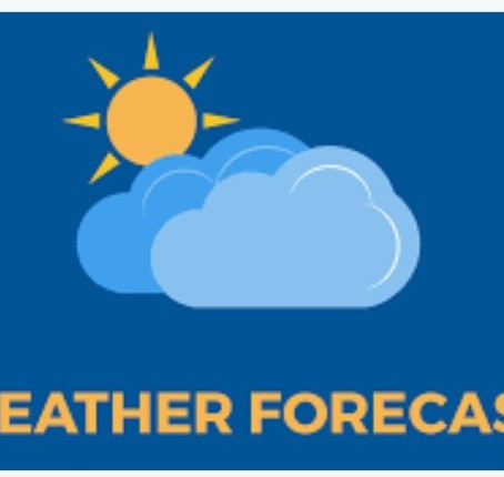 How is weather forecast made?