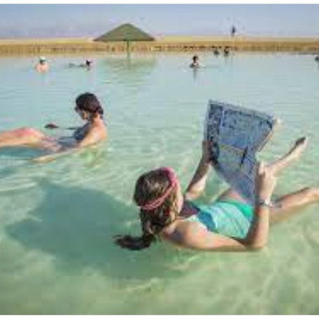 What is Dead Sea?
