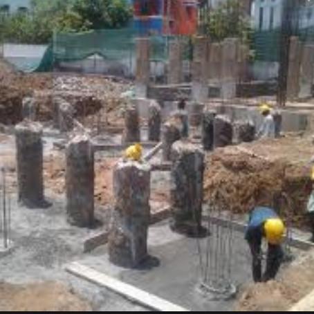 1100. Bored Cast-in-Situ Piles