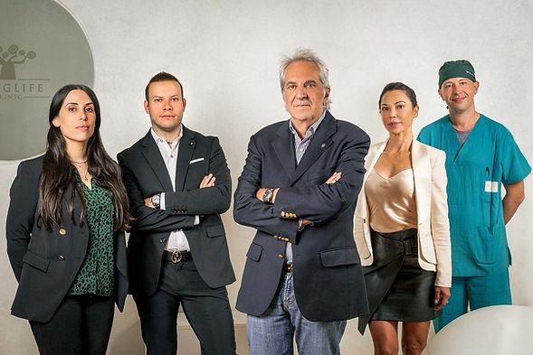 Staff Chirurgia Plastica a Torino