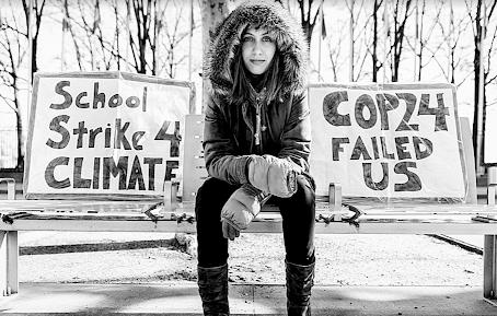 ChangeMakers ; Alexandria Villaseñor.