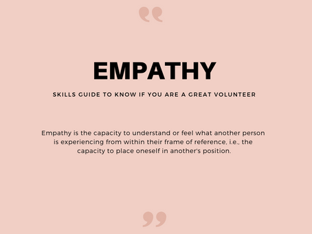 Voluntary Mind. Empathy