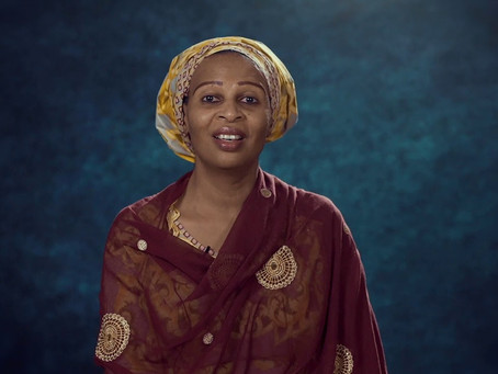 Talk about us. Dr. Fatima Akilu
