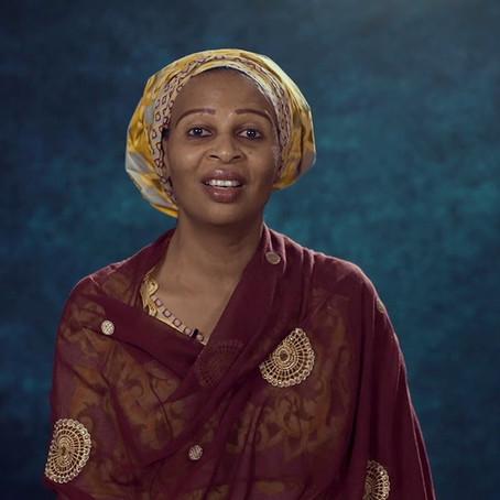 Talk about us. Dr. Fatima Akilu