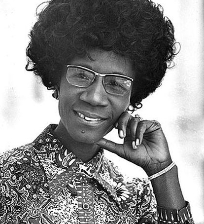 ❛ Unbought and Unbossed ❜ Shirley Chisholm