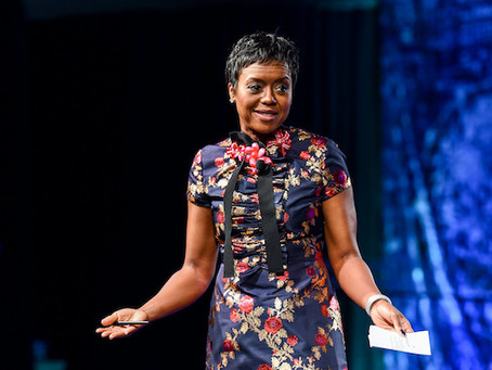 Inspirational Quote by Mellody Hobson.
