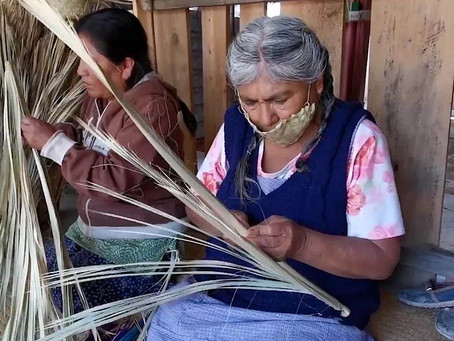 Indigenous Artisan Women Are Making Masks And Donating Them to Those Who Need Them Most.