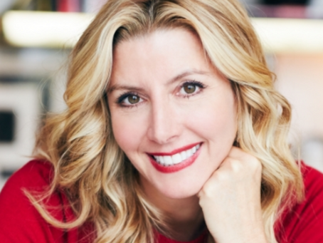 Wise advice by Sara Blakely.