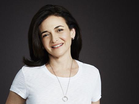 Wise advice. Sheryl Sandberg