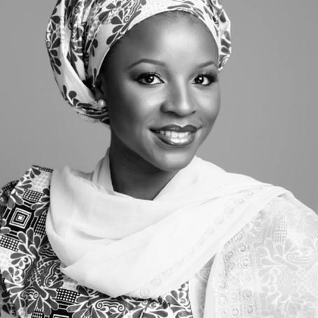 Artistic Minds : Aisha Augie-Kuta.
