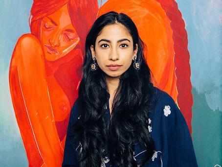 Artistic Minds. Nadia Waheed