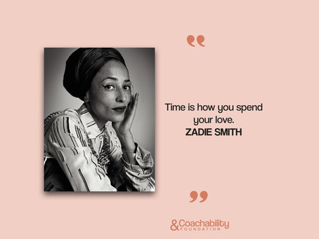 #quote 25.Inspirational quote by Zadie Smith