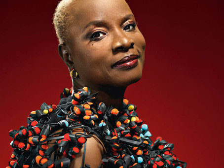 Wed Music. Angelique Kidjo