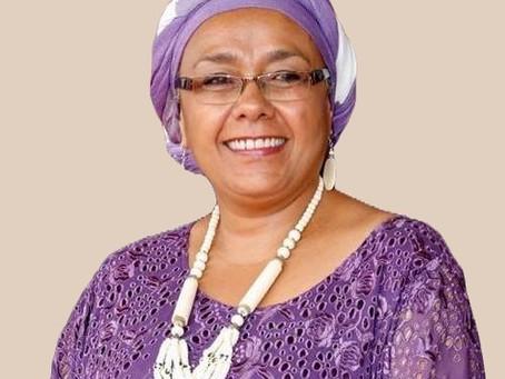 The leadership of Margaret Kenyatta.