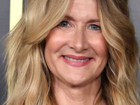 Inspirational Quote by Laura Dern. ⁠