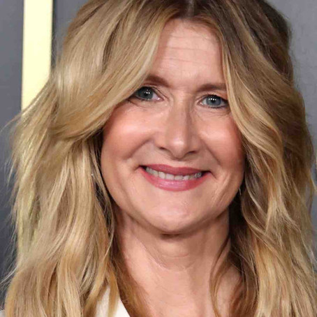 Inspirational Quote by Laura Dern. 