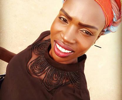 Mercy Akuot: Artist, Activist.