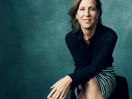 Intrapreneur, Susan Wojcickithe CEO of Youtube.