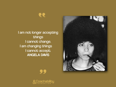 #quote 19.Inspirational moment by Angela Davis