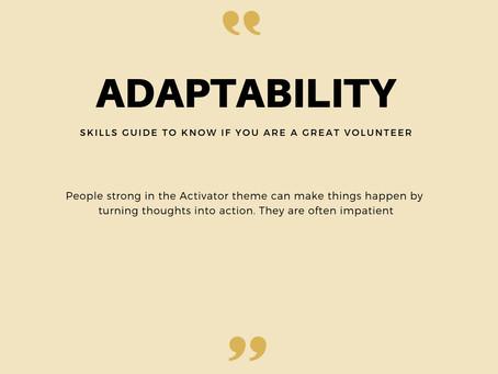 Solidarity Mind.Adaptability