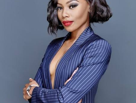 Wise Words by  Bonang Matheba.