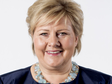 Leadership : Erna Solberg